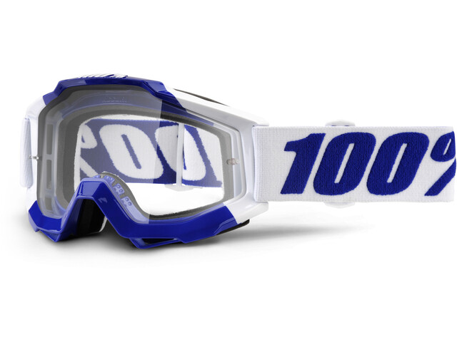 100% Accuri Anti Fog Clear Goggles, calgary
